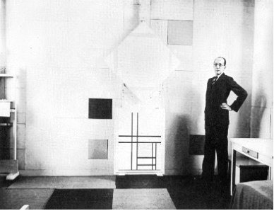 picasso malevic moderna mondrian atelier